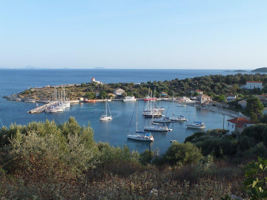 Sail to Kastos Island