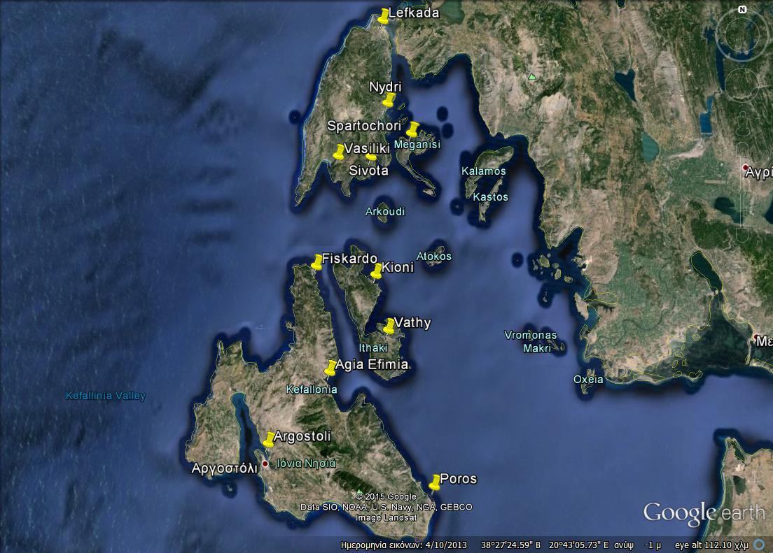 Southern Ionian Sea