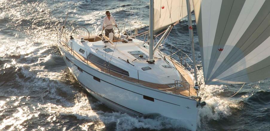 Bavaria 41 cruiser 2015 - Kefalonia Sailing