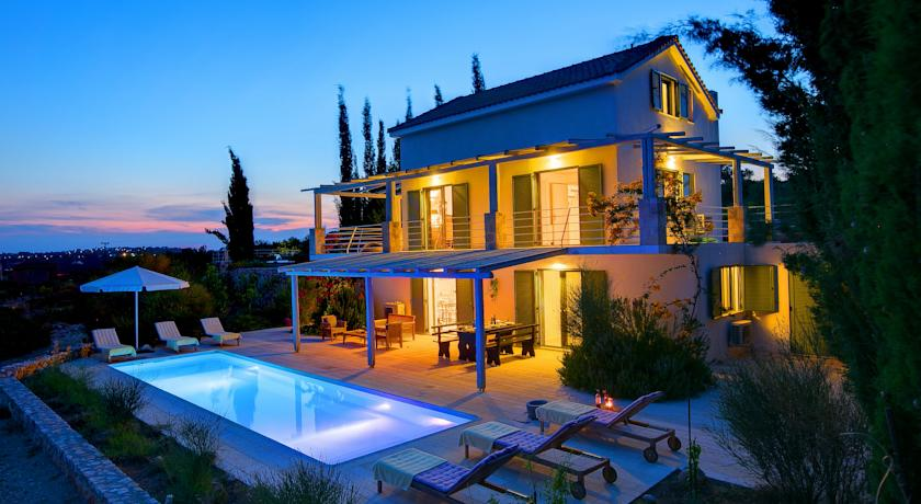Ideales Resort Villas in Trapezaki Kefalonia