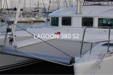 Lagoon 380 S2 Kefalonia