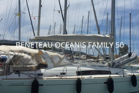 Beneteau Oceanis Family 50