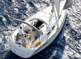 Skippered Charter