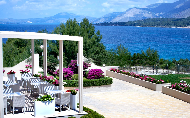 Thalassa Hotel in Lassi Kefalonia